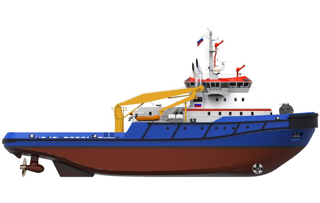 мореходная лодка проекта